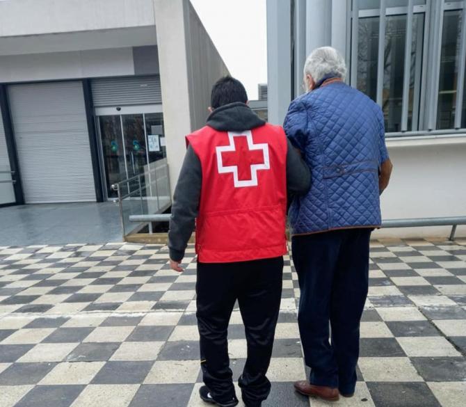 Cruz Roja agradece a Cyrasa la ayuda prestada en los últimos meses