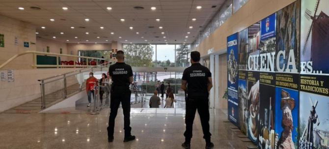 Cyrasa garantizó la seguridad de los ciudadanos en Naturama