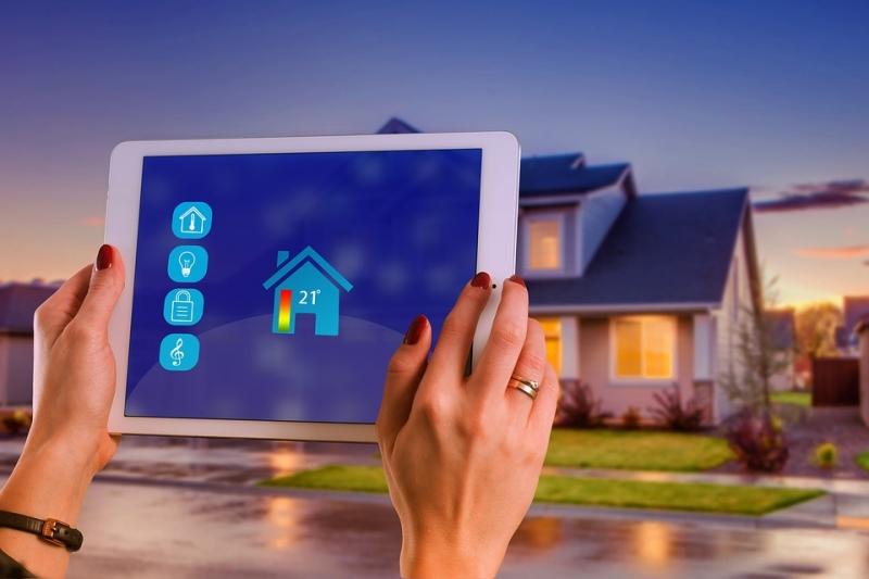 Robos en viviendas inteligentes