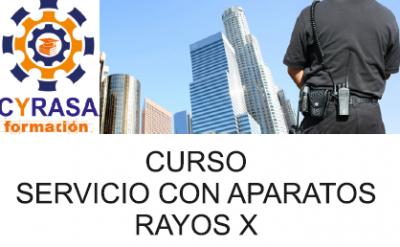 Cyrasa Seguridad impartirá en diciembre un curso de radioscopia especializado en seguridad privada