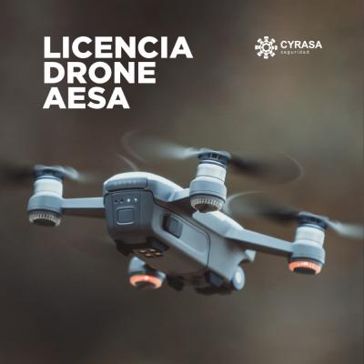 Nuevo curso de preparación para el examen de pilotaje de drones