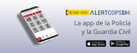 Las funcionalidades de Alertcops: la aplicación móvil de la Policía Nacional y la Guardia Civil