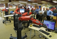 Los robots se abren paso en el terreno de la vigilancia y la seguridad