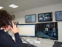 Los vigilantes de seguridad de Cyrasa reciben  formación específica para el servicio de respuesta ante alarmas