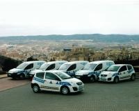 Fragaservi y Cyrasa adquieren seis nuevos vehículos para sus flotas