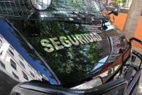 Exposición de vehículos por el Día de La Seguridad Privada