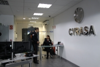 Cyrasa abre una nueva oficina de Atención al Público en Madrid