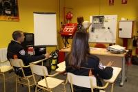Trabajadores de Cyrasa se forman en instalación y mantenimiento de sistemas de seguridad