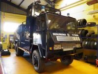 Cyrasa expondrá sus vehículos en Cuenca con motivo del Día de la Seguridad Privada