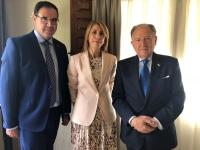 Cyrasa celebra un año más las Jornadas del Día de la Seguridad Privada, con la presencia del Director del CNI, D. Félix Sanz Roldán