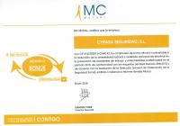 MC Mutual galardona a Cyrasa Seguridad en los premios MC Mutual por su trabajo en la reducción de la siniestralidad laboral