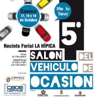 El Salón del Vehículo de Ocasión de Cuenca confía en los servicios de seguridad de Cyrasa