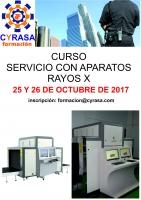 Nuevo curso de servicio con aparatos de rayos X
