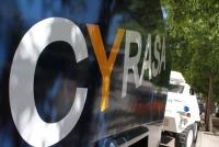 Cyrasa celebra el Día de la Seguridad Privada con una exposición de vehículos en Cuenca