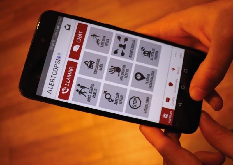 La aplicación Alertcops no deja de innovar en sus funcionalidades