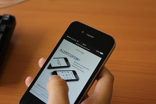 Alertcops garantiza mayor rapidez y efectividad en cuestiones de seguridad ciudadana