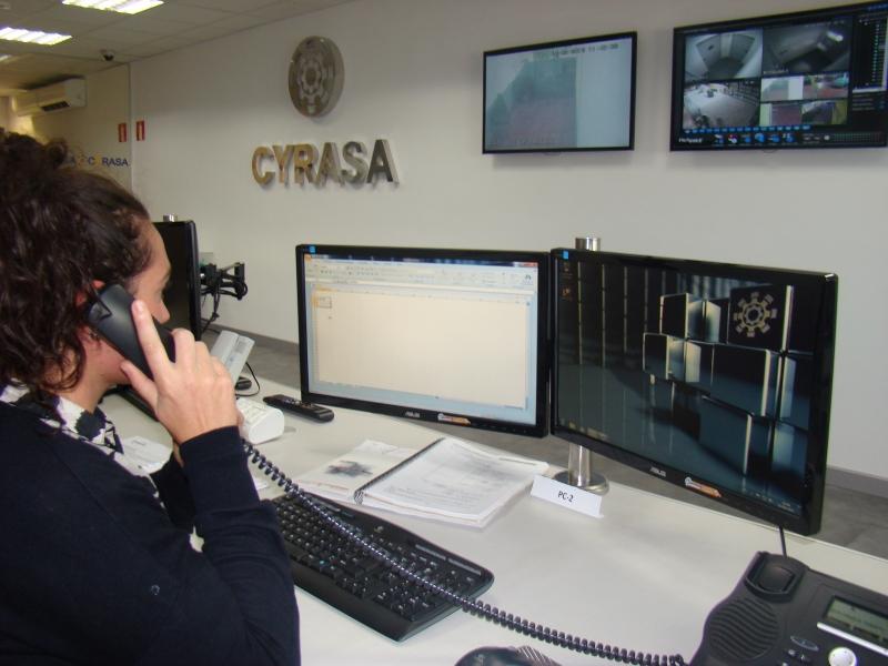 Cyrasa Seguridad: 8 a�os consecutivos siendo beneficiaria de la Campa�a Bonus