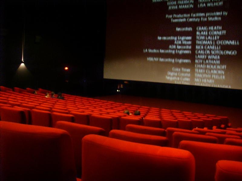 �Conoces las medidas de seguridad en cines?