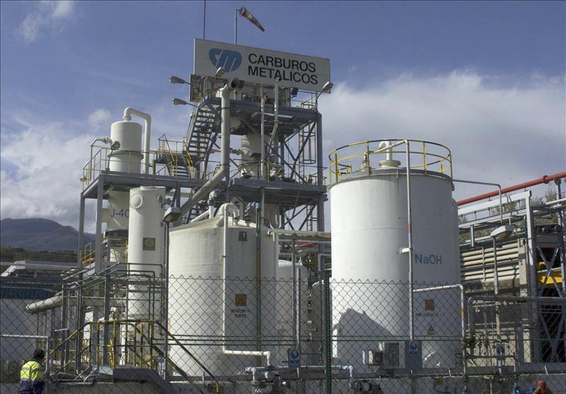 Cyrasa prestar� servicios de mantenimiento de la seguridad de la sede central de Air Products de Barcelona