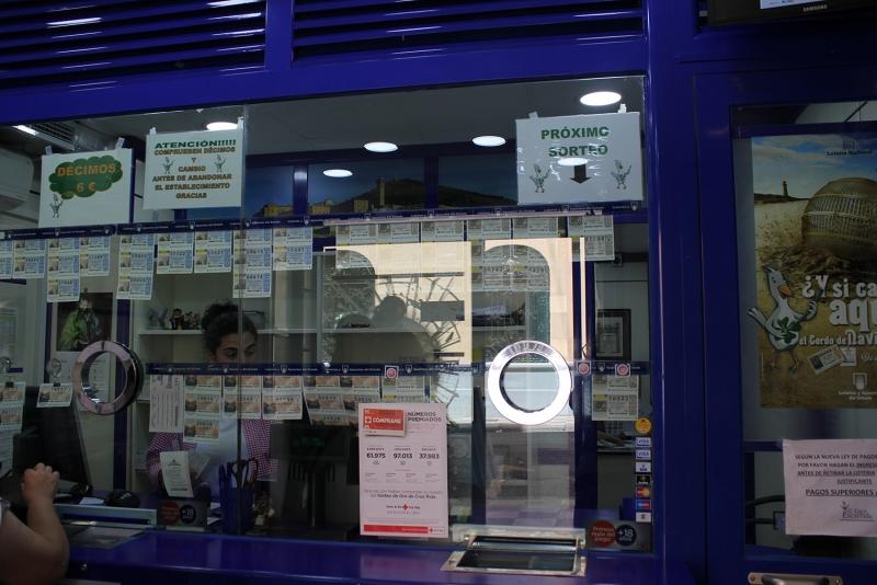 Claves para la seguridad en Administraciones de Loter�a y locales de apuestas y juego
