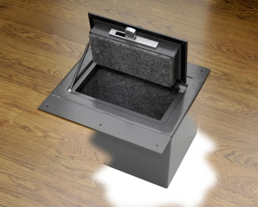 D nde colocar una caja fuerte - Como guardar bicis en un piso ...