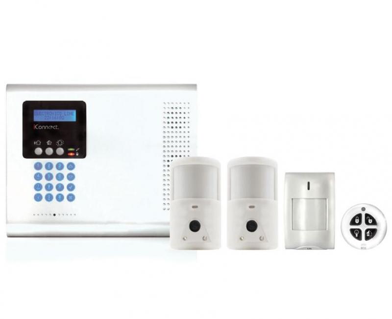 iConnect 2-Way, seguridad integral para peque�as empresas