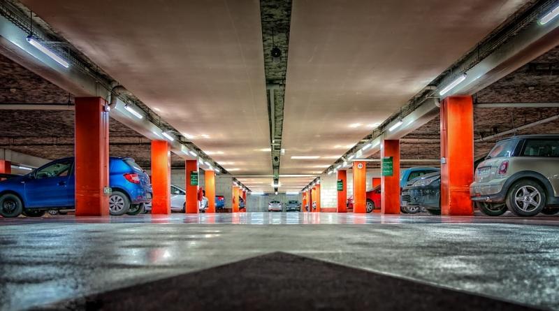 Medidas de seguridad en párquines y garajes