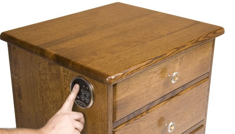 D nde colocar una caja fuerte - Como ponerse fuerte en casa ...