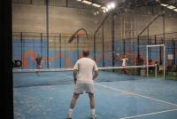 Gran ambiente en el V Torneo de P�del de Cyrasa Seguridad, In memoriam de D. Mariano de Marco.